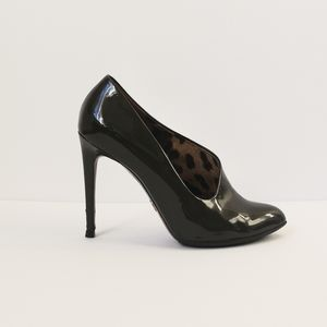 Dolce & Gabbana patent leather d'Orsay heels
